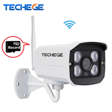 HD 1080P Wireless SD Card Slot Memory Micro Camera wifi Security Camera support IR Night Vision Metal Shell Waterproof Outdoor