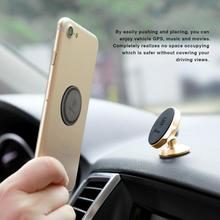 Reliable  Baseus Magnetic Rotatable Car Cell Phone Holder Universal Mobile Phone Mount
