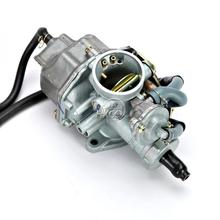 free shipping Motorcycle Carburetor For Honda TRX250 With 27mm Carb 1997 1998 1999 2000 2001(China)