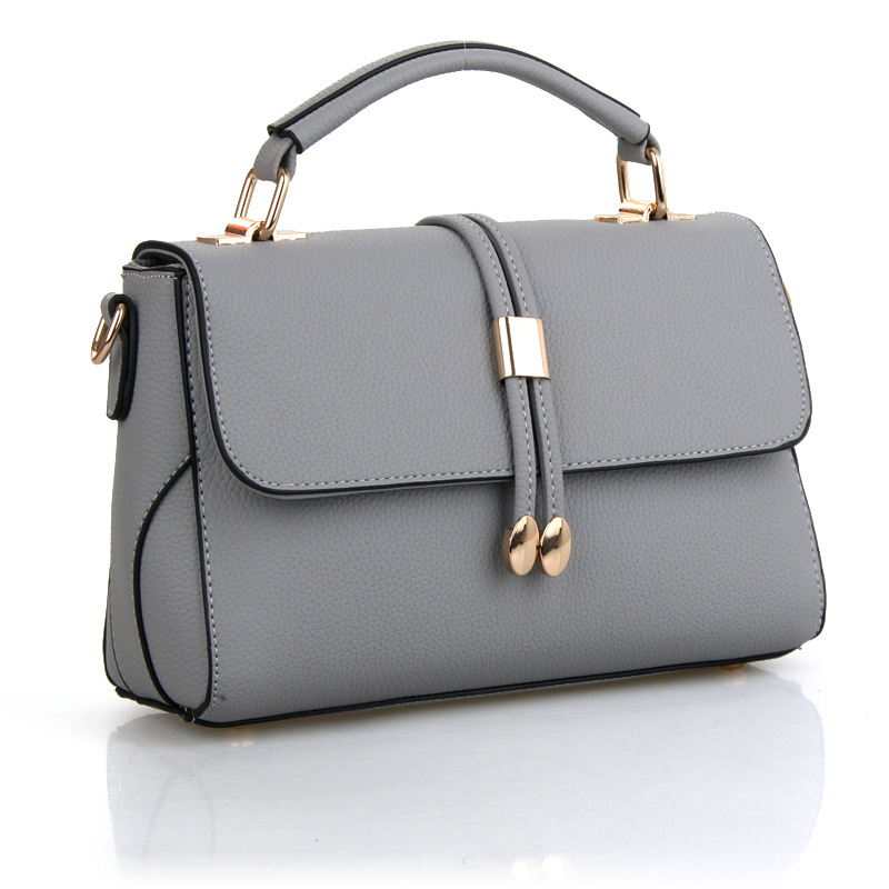Luxury brand design bolsa feminina new fashion  leather high quality ladies handbags, leisure zipper shoulder Messenger bag<br>