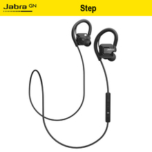Jabra Step Wireless In-Ear Bluetooth Stereo Earphone Dust Water Resistant Portable Headset With Mic For Sport Running Smartphone(China)