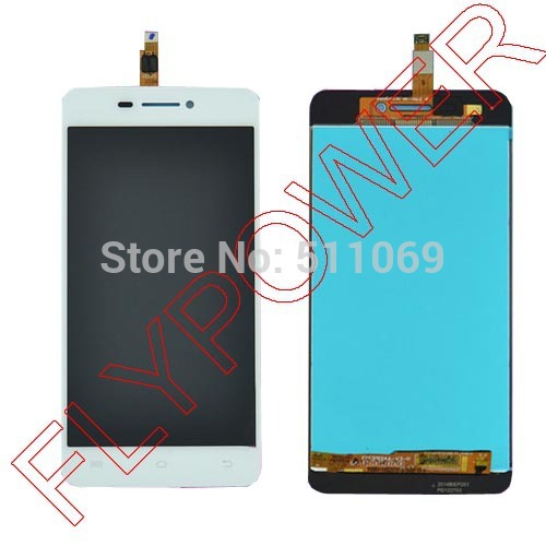 for VIVO Y27L lcd screen display+touch screen digitizer assembly by free shipping; black<br><br>Aliexpress