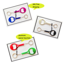 200pcs/lot Sports Design Bottle Opener,Key Ring Wine/Can Opener Key Chains,Novelty Items Keychain,Free Shipping!