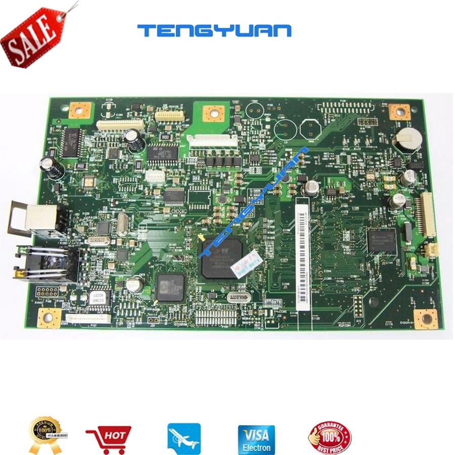Free shipping 100% Test  for laserjet 1522NF M1522NF  Formatter Board CC368-60001 printer part on sale<br>