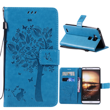 Buy Wallet Flip Cover Leather Case sFor Huawei Mate 7 / Mate 8 case Ascend Mate7 / Mate8 Coque 3D Pattern Stand Card Holder for $3.49 in AliExpress store