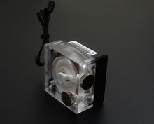SYSCOOLING P67A  450L/H  DC12V 25DB NEW DESIGN Liquid Cooling Pump LED light!!!!