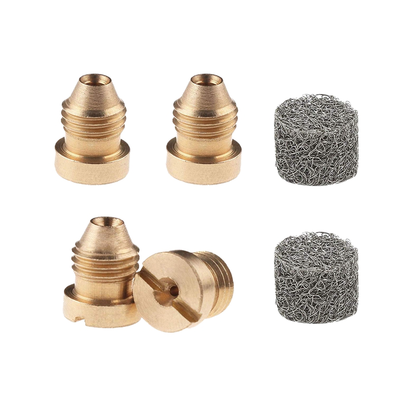 """2 in 1 Change Over Pressure Washer Spray Nozzle with 1//4/""""Quick Connect 1.7mm"""
