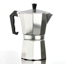 3/6cup Italian Stove top/Moka espresso coffee maker/percolator pot tool
