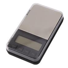 500g /0.01g Portable Mini Electronic Digital Scales Pocket Case Postal Kitchen Jewelry Weight Balanca Digital Scale