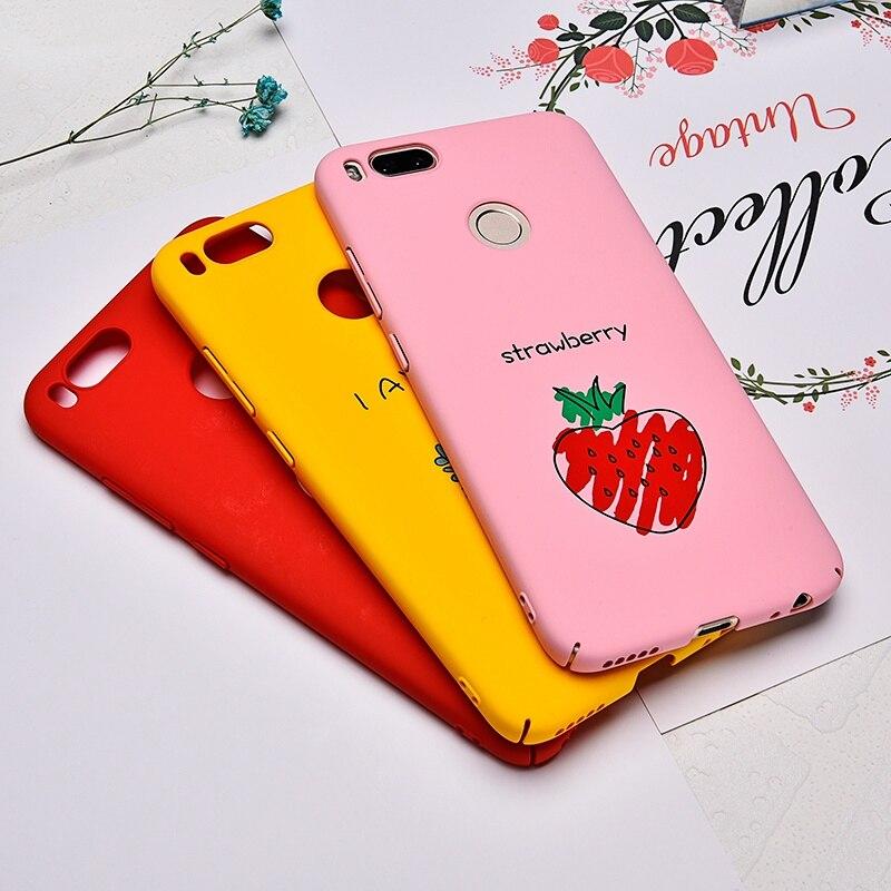 TOMKAS Cute Armor Case For Xiaomi Mi A1 5X Redmi 4X Redmi Note 4X 32GB Cases Cover Luxury PC 5.5 inch Case For Xiaomi Mi A1 (10)