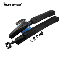 Buy WEST BIKING Bike Fender MTB Road BikeFront Rear Mudguard Fender 1 Pair Extended Edition Quick Install Cycle Bicycle Fenders for $11.32 in AliExpress store
