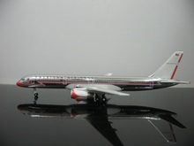 1:500 StarJets American Airlines 757 plating N679AN aircraft model(China)