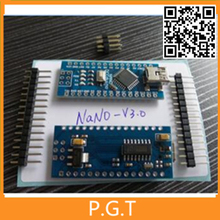 1pcs/lot ATMEGA328P Nano 3.0 controller compatible for arduino nano CH340 USB driver not with cable