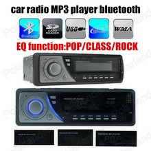 1 Din/remote control Audio Auto vehicle Car Radio Stereo MP3 Player Bluetooth Phone music MP3 FM/USB/SD