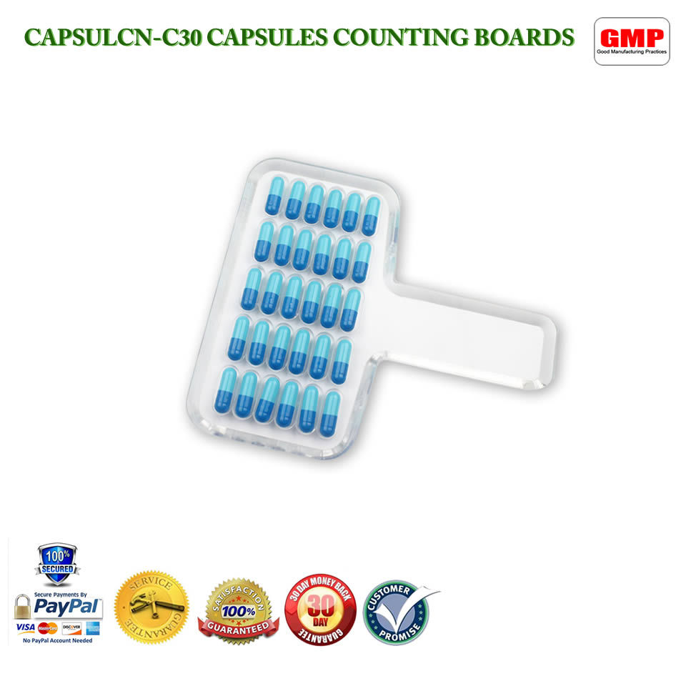 free shipping! Manual capsule counter/count board CN-30C high quality size 000#00#1#2#3#4#5#<br>