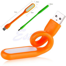 USB LED Light Lamp Cable Winder For Computer Keyboard Reading Notebook PC Laptop 100% Brand New  High Quality
