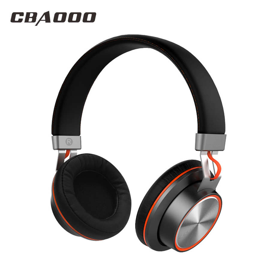 Wireless Bluetooth Headphones wireless Headset Bluetooth 4.1 hifi Super Bass Stereo Gaming headphone with Mic<br>