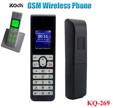 New SIM Card Multi-function Wireless Phone GSM Candybar Handset Cordless Telephone Fixed(China)