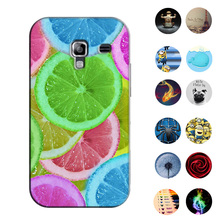 Printed Phone Case for Samsung Galaxy Ace 2 II GT-i8160 i8160 3.8 inch Original Back Cover Shell Skin Colorful Hard Coque Capa