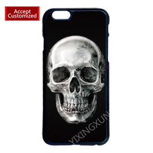 Horrible Skull Case for LG G3 G4 G5 G6 iPhone 4S 5S SE 5C 6 6S 7 Plus iPod 5 Samsung Note 3 4 5 S3 S4 S5 Mini S6 S7 S8 Edge Plus