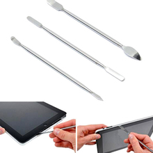 New Arrival 3 in 1 Professional Mobile Phone / Tablet PC Metal Disassembly Rods Repairing Tools Set
