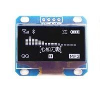 "Buy I107 New 5PCS/LOT 1.3"" OLED module white color 128X64 1.3 inch OLED LCD LED Display Module Arduino 1.3"" IIC I2C Communicate for $22.00 in AliExpress store"