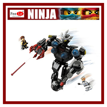39Ninja Movie Model anime action figures Building Blocks Bricks Toys children gifts Compatible Garma Mecha Man - FENLE Store store