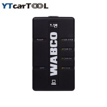 2017 newest Truck Styling WABCO DIAGNOSTIC KIT (WDI) WABCO Trailer and Truck Diagnostic Interface DHL free ship