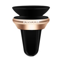 JOYROOM Car Holder Mini Air Vent Phone Stand For iPhone X Samsung Galaxy Note 8 Silicone Sucker Universal Auto Mount