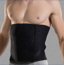 Tourmaline belt for the back and loins waist support fitness neoprene belt slimming boxing body shaper waist protector(China)