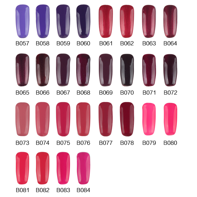 Nail polish nail polish DIY nail tools set 7 sets of environmental protection beautiful beauty nail shop color plastic primer