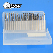 20xTungsten Carbide cutter Rotary Burr Set CNC Engraving Bit 3mmX3mm(China)