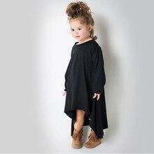 New Girls Dresses Cozy Kids Clothes Cotton Baby Girls Dress Clothing(China) ddb764fbb373