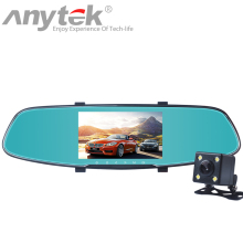 Anytek T60 full HD Hot Sale NTK96658 Car Camera DVR Recorder Black Box 170 Degree Super Night Vision Dash Cam