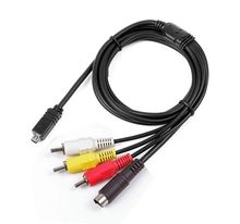 AV A/V Audio Video TV-Out Cable Cord Lead For Sony Handycam HDR-SR1/e DCR-HC30/e(China)