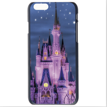 Famous Cartoon Building Castle Case Cover For Apple iPhone 6 4.7 inch Case Cute 6 Series Vintage Cover For Phone