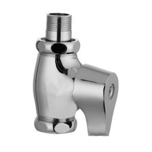 Free shipping fashion flush valve with hand control squat pan flushing valve or urinal flush valve from senducs sanitary ware(China)