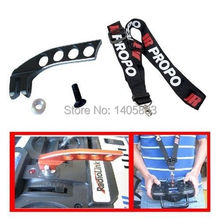 RC Neck Strap with Balancer for Futaba JR Walkera Spektrum Transmitter TX