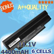 4400mAh laptop battery FOR Acer AK.003BT.071 AK.006BT.074 AL10A31 AL10B31 AL10G31 BT.00303.022 BT.00603.114 ICR17/65(China)