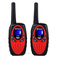 Retevis T628 Toy Walkie Talkies VOX UHF 22 CH FRS 2 Way - Radio long range Talky Toy Kids boy girl children