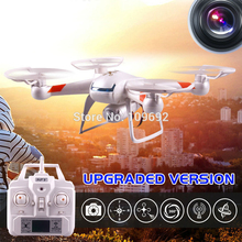 KAINISI RC toys DM007 GW007 GW007-1 Upgraded Version 4CH 6-Axis 2.4G RC Quadcopters Can Add HD 2MP Camera VS X5C H12C