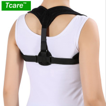 Tcare Posture Corrector Shoulder Brace Adjustable Clavicle Brace Comfortable Correct Posture Support Strap Improve Posture Corre