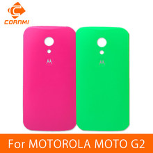 CORNMI 100% Real Original Back Cover For MOTOROLA MOTO G2 Case Hard Mobile Phone Case For MOTO G2 Housing Shell Accessories KTH