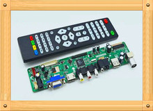 Free Shipping!!! T.VST59.031 / V59 universal definition LCD TV panels / HDMI LCD driver board module(China)