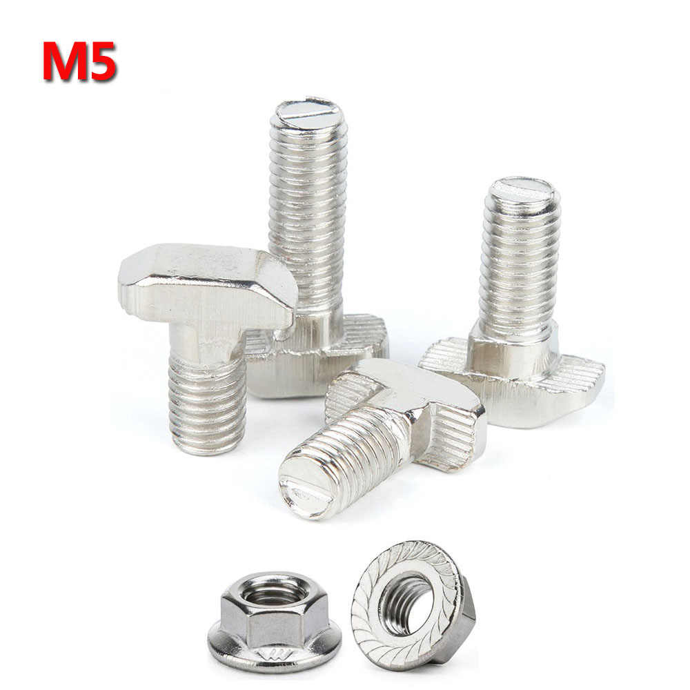 唐铭鲆544162 50pcs Metric M5 304 Stainless Steel Hex Head Dome Cap Protection Cover Nuts Nuts Bolt