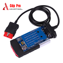 2017 Professional Cdp Pro work for automotive car and truck OBD2 plus Keygen Activator Multi-language auto obd2 diagnostic tools
