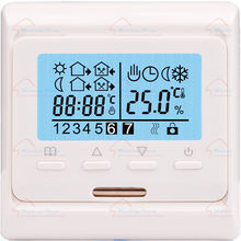 Buy 2015 New Arrival LCD Digital Display Weekly Programmable Heating Thermostat Water Heating System, Whole-sale-M6.713 for $25.15 in AliExpress store