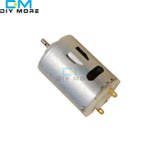 DC Hobby Type 545 Motor Gear motor Toy Motor High Speed(China)