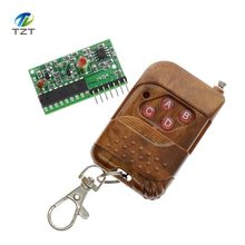 1set =2pcs 2262/2272 Four Ways Wireless Remote Control Kit,M4 the lock Receiver with 4 Keys Wireless Remote Control