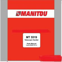 Manitou Forklift USA Full Set Model Parts Catalogue PDF